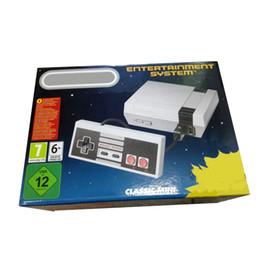 Controladores snes online-La mejor calidad 30 Edición NES Classic Edition N Sistema de entretenimiento SFC NES SNES Player MINI consola clásica con controlador de asa
