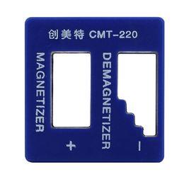 Argentina Nuevo Magnetizer Desmagnetizador Ware Magnetic Pick Up Tool Destornillador Consejos Bits Envío gratuito Suministro