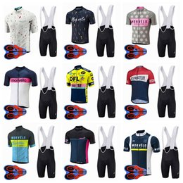 Morvelo 2018 Mens Cycling Jersey Sets Pro Team MTB Cycling Pads Racing Bicycle  Clothing Breathable Bike Jersey Maillot Ropa Ciclismo 92710J 9a6287517