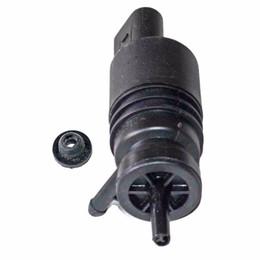 Bomba bmw on-line-Car Styling Windshield Fluido Bomba de Lavador / Motor Substituição para BMW E46 E38 E39 E60 E65 E53 X5 Z4 com Borracha Grommet