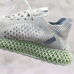 Futurecraft Alphaedge 4D LTD Aero Ash Print White B96613 Kicks Men Running  Sports Shoes Sneakers Trainers With Original Box US6.5-11.5 6dfd56367