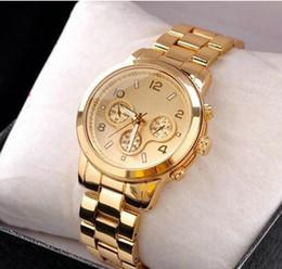 Canada big bang, montre pour homme michael de la mode moderne avec diamant, montre pour femme, montre à quartz avec calendrier, argent, or, rose doré en stock Genève cheap big bang diamonds Offre
