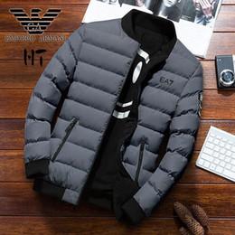 Brand New Vestes Parka Hommes Vente Chaude Qualité Automne Hiver Chaud Outwear Marque Slim Hommes Manteaux Casual Coupe-Vent Vestes Hommes M-4XL ? partir de fabricateur