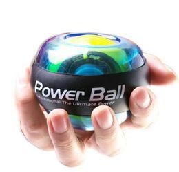 Kavrama kol kuvvet bilek topu kendini başlangıç ışık süper gyro Hiçbir Güç Işık Bilek Topu Kol Egzersiz Güçlendirici Hız Cihazı ile LED nereden