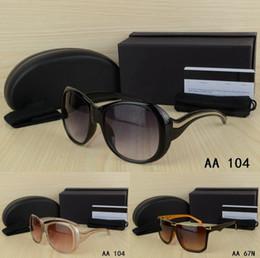 12fde3c57c950 Venda por atacado Ao ar livre óculos HD mulher óculos de Sol com óculos de  caixa menina UV400 gafas Feminino oculos De Sol hombre eyewear Unisex oculos