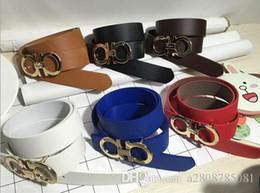 2018 Nouvelle Europe designer casul enfants PU ceintures en cuir enfants garçons filles fashion populaire ceinture ? partir de fabricateur
