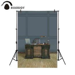 Telas feitas sob encomenda da foto da tela on-line-Atacado escritório de fundo para a foto de luxo quarto clássico cenário photocall photo shoot prop photobooth tecido personalizado