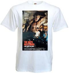 Les garçons d'à côté Ver.3 T-shirt blanc Affiche de film Toutes les tailles S-3XL T-shirt à manches courtes pour hommes en coton Normal ? partir de fabricateur