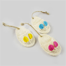 Wholesale small mice - Cat Stick Natural Luffa Cat Mouse Shoes Small Pet Toys Rice White Cats Sticks Factory Direct 2 5xs Y