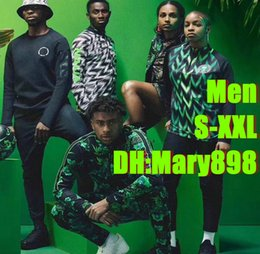 Wholesale football shirt printing - Best quality 2018 World Cup Nigeria Training suit soccer Jersey kits 2018 Black white leopard print and Flower print football shirt sets