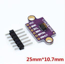 2019 i connettori 10PCS VL53L0X Time-of-Flight (ToF) Sensore di fasatura laser Breakout 940nm GY-VL53L0XV2 Modulo di distanza laser I2C IIC