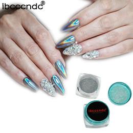 Geboren Ziemlich 1 Box Nagel Pulver Rose Gold Holographische Holo Flakies Pailletten Nagel Glitter Paillette Nail Art Diy Dekoration Nails Art & Werkzeuge Nagelglitzer