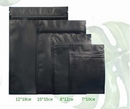 Bolsas de comida on-line-2018 multi cor Resealable Zip Mylar Saco De Sacos de Folha De Alumínio De Armazenamento De Alimentos saco de embalagem de plástico À Prova de Fadas Bolsas