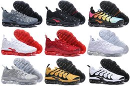 Wholesale Pvc Snow Shoes - Drop Shipping Famous TN Plus Multi-Color Mens Athletic Sneakers Sports Running Shoes Size 40-45