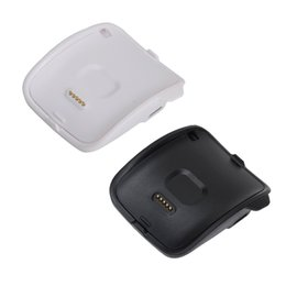 Wholesale Galaxy S Cable - For Samsung Galaxy Gear S SM-R750 R350 R380 R381 Smart Watch Portable Smart Watch R750 Charger Dock & USB Cable