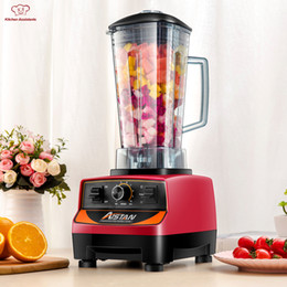 Wholesale blender smoothies - A5200 Commercial powerful electric multifunctional smoothie ice juice fruit blender with bpa mixer blender 3HP