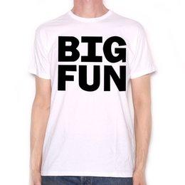8a187e6816b As Seen In Heathers T Shirt - Big Fun Logo Classic 80 s Fancy Dress Costume  Film Mens 2018 fashion Brand T Shirt O-Neck 100%cotton