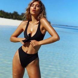 Wholesale Sexy Free Women Men - Fashion sexy trunks bikini for women summer beachwear swimwear for men new two pcs swimsuit women free shipping
