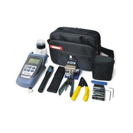 Probador de cable de fibra óptica online-Fiber Tester Cable Optic Ftth / fttx Kits de herramientas de prueba