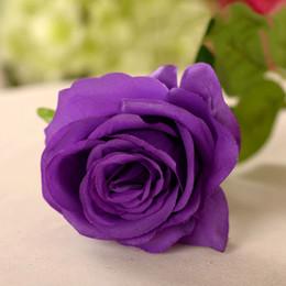 Fleur Artificielle Rose Artificielle Bouquet Real Touch Fleurs Pour La Maison De Mariage Décoration Faux Fleurs Guirlandes décorations De Vacances ? partir de fabricateur