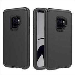robuste notiztelefonkoffer Rabatt Hochwertige Hybrid Defender-Schutzhüllen für Telefon- und Samsung-Designs Robuste Rüstung Stoßfester Schutzhülle für das Samsung S8 s9 plus Note 8 SCA418