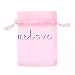 Favorecer bolsas de regalo online-Bolsas de regalo de organza Bolsas para el favor de la boda Bolsas de joyas, paquete de 100 (color rosa) 7 x 9 cm Bolsas de perlas de bricolaje