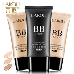 Argentina Marca coreana BB Cream Corrector Hidratante Base de Maquillaje Bare Whitening Face Beauty Make Up Cubierta Corrector Suministro