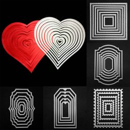 Wholesale paper crafting - Metal Cutting Dies Stencils for DIY Scrapbooking Photo Album Embossing Paper Card Craft