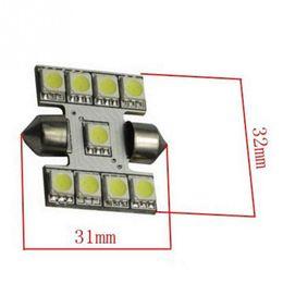 31mm C5W C10W C3W DE3021 6428 Feston 9 led 5050 smd Plaque D'immatriculation De Voiture Lumière Auto logement Intérieur Dôme lampes Liseuses ? partir de fabricateur