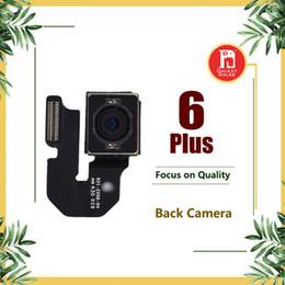 Lente flex on-line-Traseira traseira câmera cam fita lente flex cabo de substituição módulo de peças de reposição para o iphone 6 plus 6 plus 5.5 polegada
