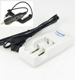 Argentina Cargador Trustfire de calidad original 18650 Cargador de batería recargable de iones de litio universal para CR123A 16340 14500 10400 + Cargador para auto Suministro