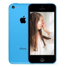 Canada Reconditionné débloqué iPhone 5C blanc bleu rose jaune vert 8G / 16GB / 32GB Dual Core I5C A5C iOS 32GB 3G WIFI GPS téléphone mobile Offre