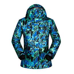 Nuovi uomini di alta qualità Giacche da sci Maschile Abbigliamento da esterno impermeabile antivento Snowboard Cappotto invernale Abbigliamento invernale Camping Marche da