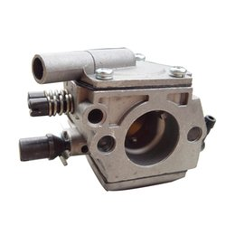 Wholesale parts for chainsaws - Chainsaw Gasoline Carburetor Carb Motor Engine Parts For STIHL 038 MS380 MS381 Zama C3-S148