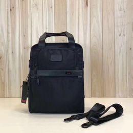 segeltuch-sling-taschen für männer Rabatt 22117D2 neue ballistic nylon business jugend männer handtasche lässig tragen schulter umhängetasche tasche tumi 01