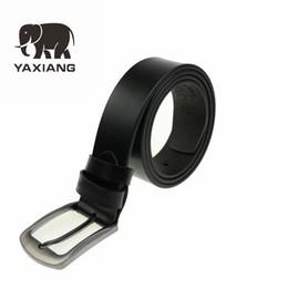 Wholesale Fancy Belts - 2018 belt men luxury strap male belts for men buckle fancy vintage jeans cintos masculinos ceinture homme