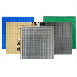 Base clássica on-line-Clássico 32 * 32 Pequenos Tijolos Placa Baseplate Compatível Legoings Minecrafted Blocos de Construção Placa de Base Placa de Construção de Brinquedos Para As Crianças