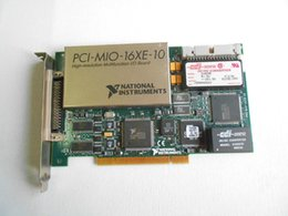 placa mãe do hp pavilion 15 Desconto Placa de equipamento industrial ni PCI-MIO-16XE-10 Placa de IO multifuncional de alta resolução