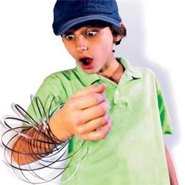 Toroflux Amazing Flow jouet Torofluxus Flow Ring Anneaux de distribution en métal Jouets Sports cinétiques exercice Drôle Jeu En Plein Air Intelligent Détendez-vous jouet ? partir de fabricateur