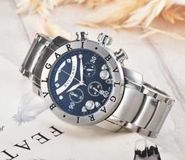 Canada Vente chaude en acier inoxydable mode de luxe exquise regarder tous les pointeur de travail diamètre 45mm Jidian regarder célèbre montre pour hommes cheap exquisite watches Offre