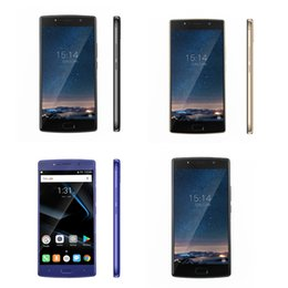 Wholesale Smart Phone 13mp 4g - Doogee BL7000 5.5 inch Android 7.0 Dual SIM Mobilephone 4GB RAM 64GB ROM 4G LTE 13MP WIFI With Fingerprint Smart Phone