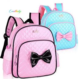libros frescas Rebajas Nuevos niños niños niñas princesa mochila mochilas mochila paquete fresco bebé a prueba de agua bolsa de LA PU