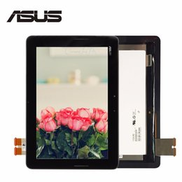 Wholesale Tablets Asus Transformer Pad - Wholesale- Original For Asus Transformer Pad TF303 TF303K TF303CL Touch Screen Digitizer Glass LCD Display Assembly Replacemen Part Tablet
