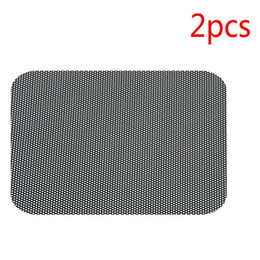 4f6620fe50b 2Pcs Auto Care Black Side Car Sun Shades Rear Window Sunshades Cover Block  Static Cling Visor Shield Screen Interior Accessories