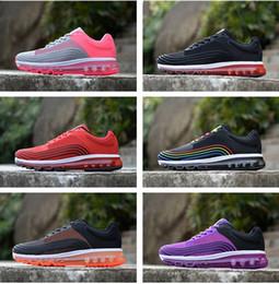 2019 компенсировать 2018 дизайнер обувь для мужчин кроссовки мужские роскошные бренды женская обувь черный красный серый воздух составляют обувь мужчины размер 11 12 дешево компенсировать