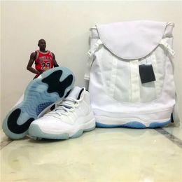 6c52d1d1c1a 2018 Luxury bag 11 Bags Unisex Men women Backpacks Basketball Bag 11s Sport  Backpack School Bag For Teenager men women Sport Outdoor Packs