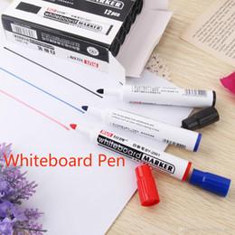 Lehrer stifte online-Marker Pen Whiteboard Stift 3 Farben wasserdicht löschbare Speech Pens Mark Point Pens für Lehrer und Schüler Lautsprecher mit Box A04