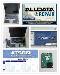 Wholesale auto repair data - Auto repair All data 10.53 alldata And Mitchell OnDemand and ATSG Installed in 1TB New HDD Hard Disk with D630 4GB Laptop