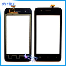 """Wholesale Smartphone Replacement Glass Screens - SYRINX 4.0 """" Phone Sensor Touch Panel For Explay ONYX Smartphone Touch screen Digitizer Front Glass Replacement TouchScreen"""