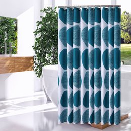Polyesyer Shower Curtain 3D Printed Waterproof Bath Screens Curtains In The Bathroom Rideau De Douche Inexpensive